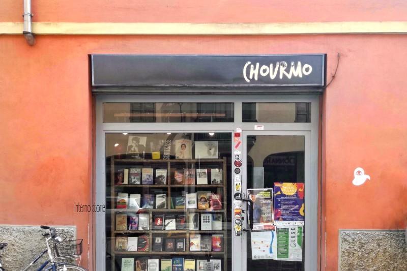 Diario di bordo - Per le strade di Parma - Chourmo - interno storie