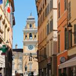 Diario di bordo - Per le strade di Parma - Via Farini - interno storie