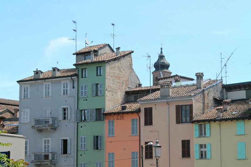 Diario di bordo - Per le strade di Parma - Vicolo del Carmine - interno storie