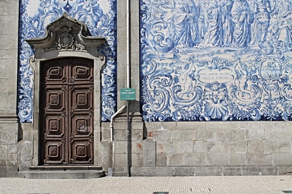 Diario di bordo - Porto è un azulejo Coimbra è bianca - interno storie