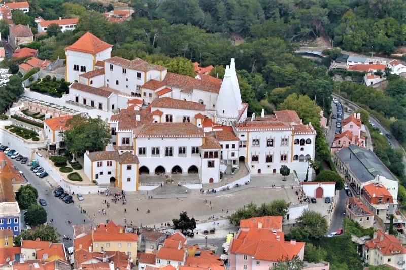Diario di bordo - Sintra, l'Atlantico e Lisbona tra antico e contemporaneo - Palacio Nacional - interno storie