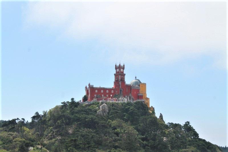 Diario di bordo - Sintra, l'Atlantico e Lisbona tra antico e contemporaneo - Palacio da Pena - interno storie