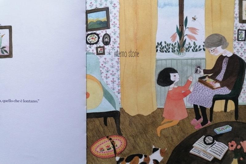 Matite - La casa - Alice Keller - interno storie