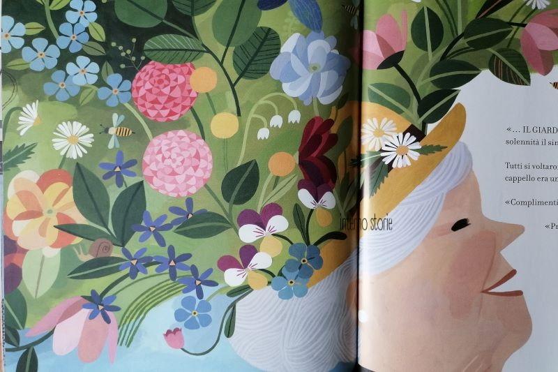 Matite - i fiori - Il giardino più bello - interno storie