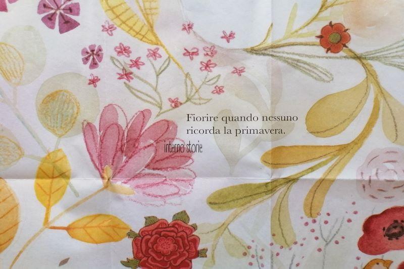 Matite - i fiori - Il giorno prima 1 - interno storie