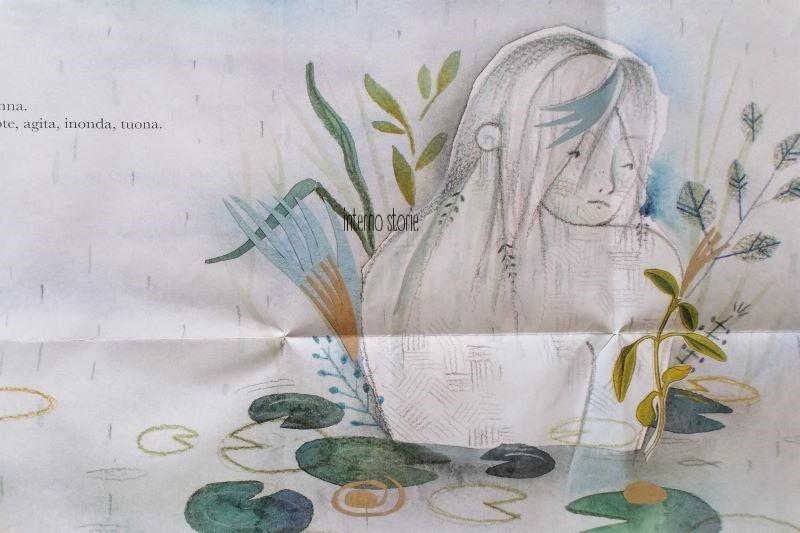 Matite - i fiori - Il giorno prima - interno storie